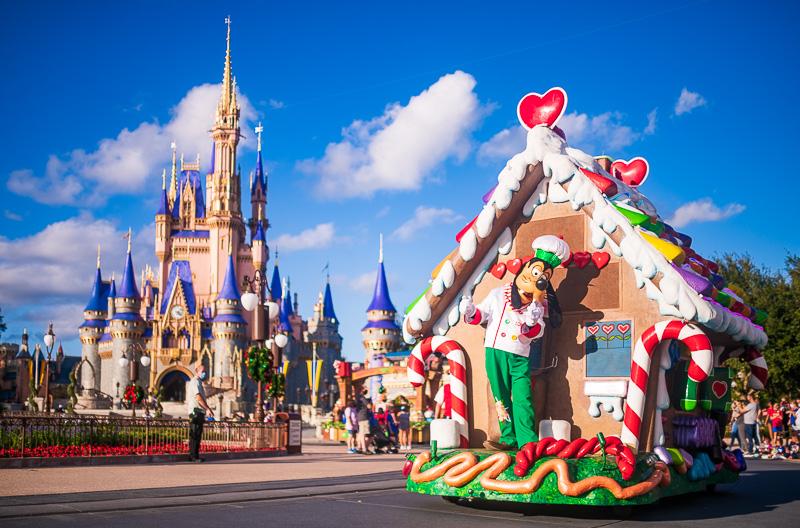Magic Kingdom Report: Holiday Weekend Crowds