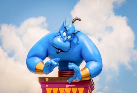 Disney Genie Costo