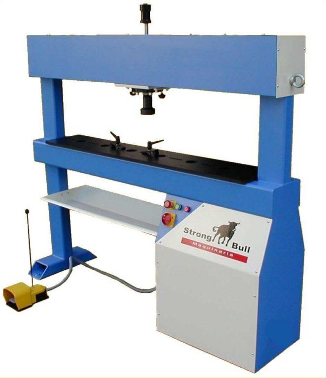 Prensa hidráulica PHMU- 5TM de Disomaq