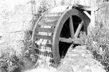 Moulin à eau de Vanneau