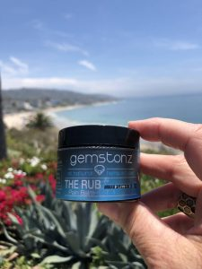 Gemstonz Hemp Pain Balm