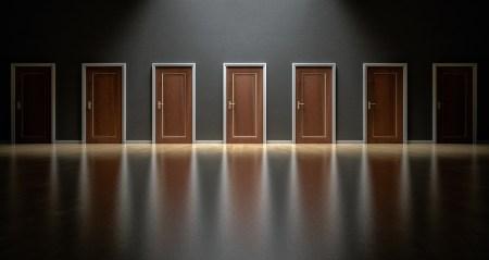 Multiple door choice