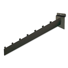 7-Cube waterfall square tubing black finish