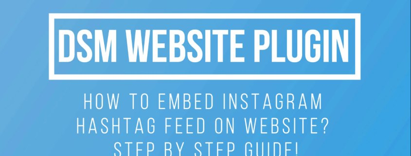 How To Embed Instagram Hashtag Feed On Website? Step By Step Guide!