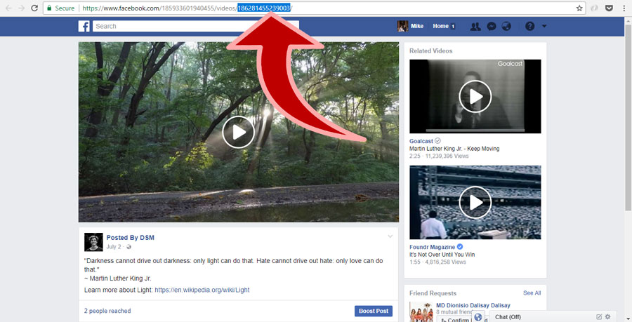How to Find Facebook Page Video ID? Step By Step Guide!