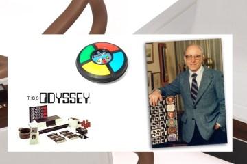 Ralph Baer, un des pionniers du jeu vidéo 30