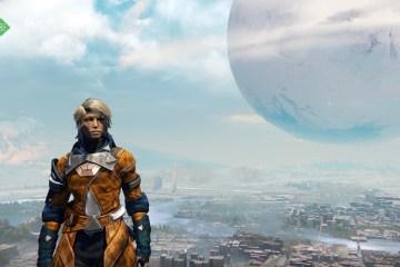 Archaniste niveau 30 - Destiny 32