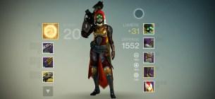 Destiny progression des persos niveau 31 21