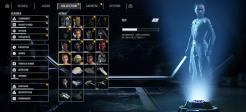 Test-StarWars-Battlefront2-MenuCollection