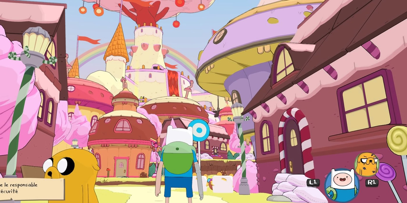 Test-Adventure Time-Les-Pirates-de-la-Terre-de-OOO-First