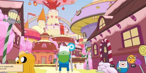 Test-Adventure Time-Les-Pirates-de-la-Terre-de-OOO-First