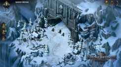 Thronebreaker-The-Witcher-Tales-Exploration-montagnes-enneigees