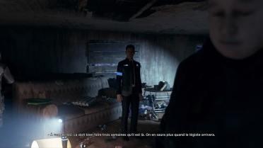 Detroit Become Human Enquete Connor
