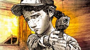 The Walking Dead Ultime Saison retrospective clementine pistolet