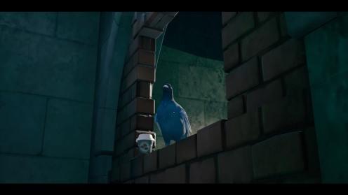 The Occupation Un pigeon dans les murs