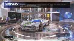 Xenon Racer Garage