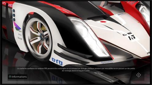 Xenon Racer Voiture Sport