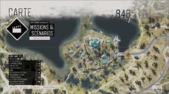 La map de Days Gone