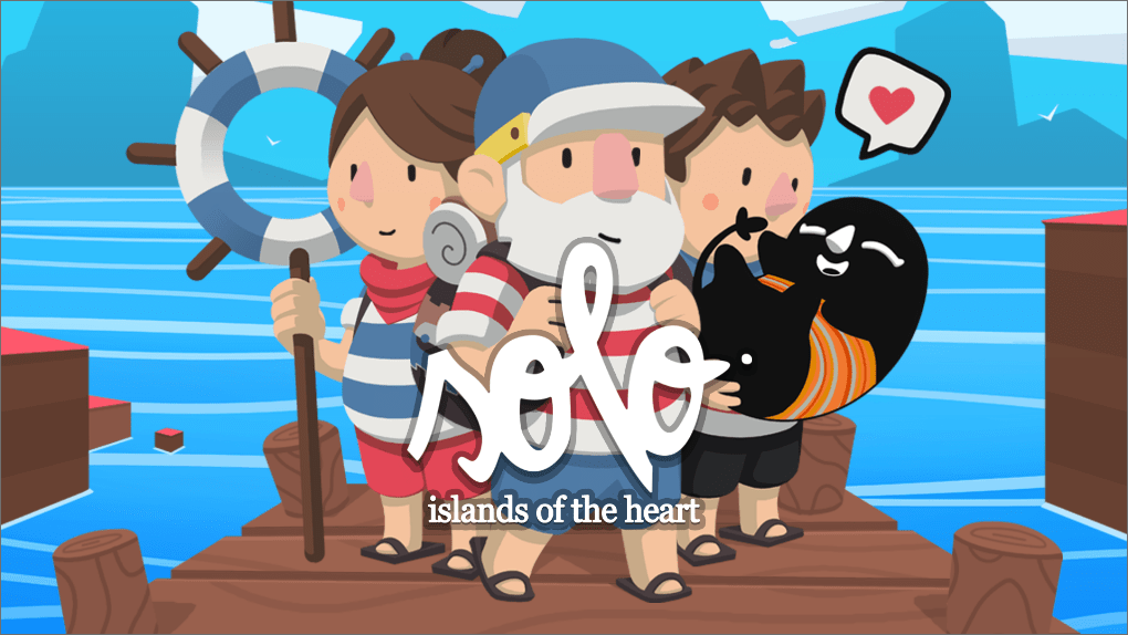 Solo Islands of The Heart les personnages