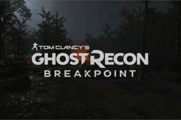 Tom Clancy's Ghost Recon Breakpoint titre