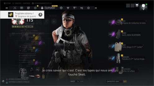 Ghost Recon Breakpoint Equipement