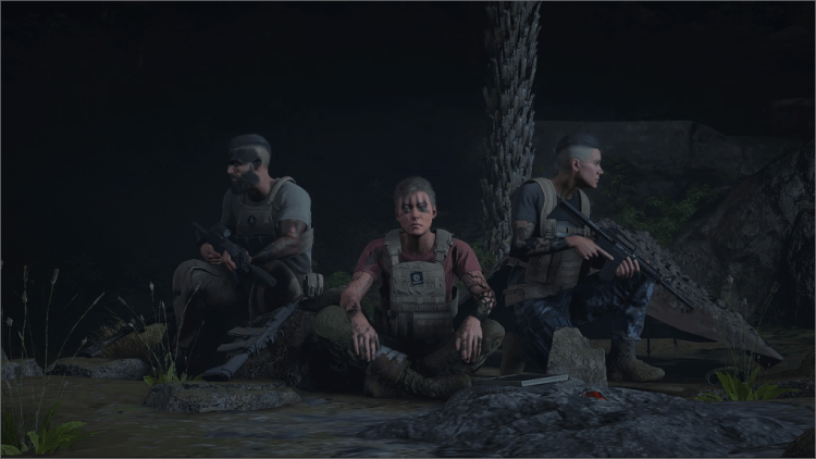 Ghost Recon Breakpoint en bivouac