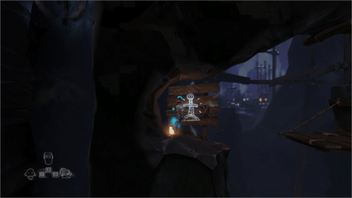 TEST The Cave dans la grotte