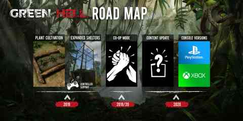 GREEN HELL Road Map 2020