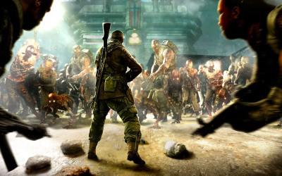Zombie Army 4 Dead War horde zombie