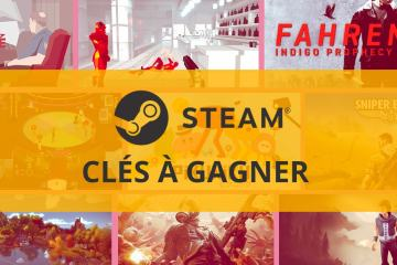Annonce Concours Steam Article