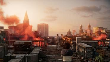 Far Cry 6 Anton et Diego sur le toit