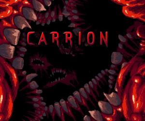 Carrion ouvre grand la bouche