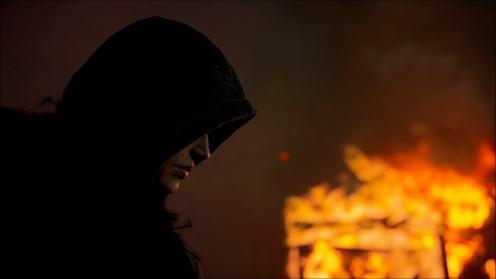 Assassin's Creed Valhalla PS5 Eivor capuche