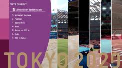 JEUX OLYMPIQUES TOKYO 2020 - épreuves