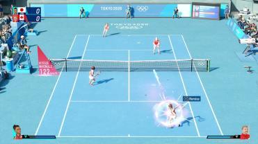 JEUX OLYMPIQUES TOKYO 2020 - Tennis Coup spécial