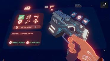 Foreclosed Amelioration du pistolet récupéré disponibles en acumulant de l'xp