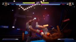 Big Rumble Boxing Creed Champions démonstration de coup spécial