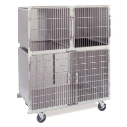 Veterinary Cages, Run Doors and accessories