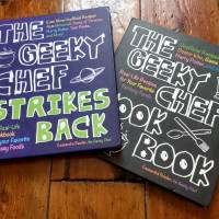 The Geeky Chef Cook Books Review