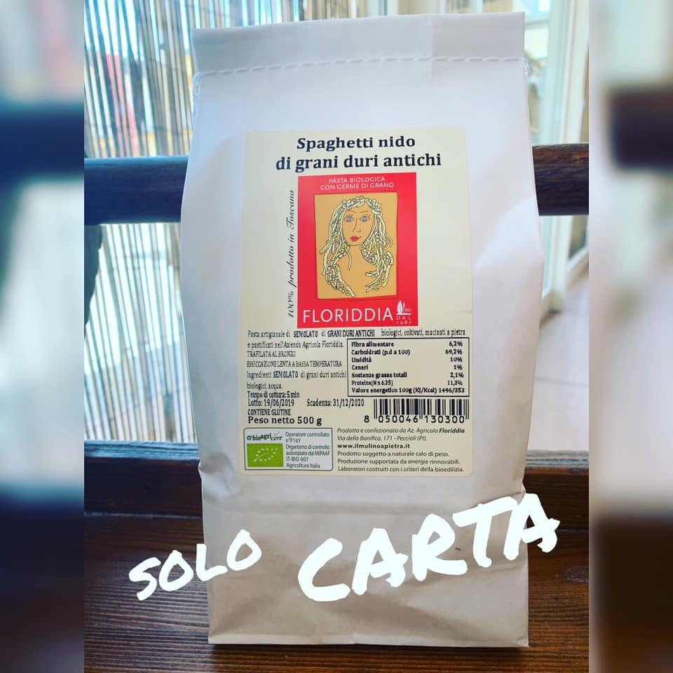 Az. Agr. Bio Floriddia; Pasta