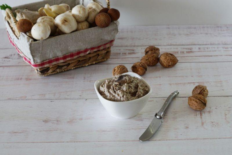 patè di funghi