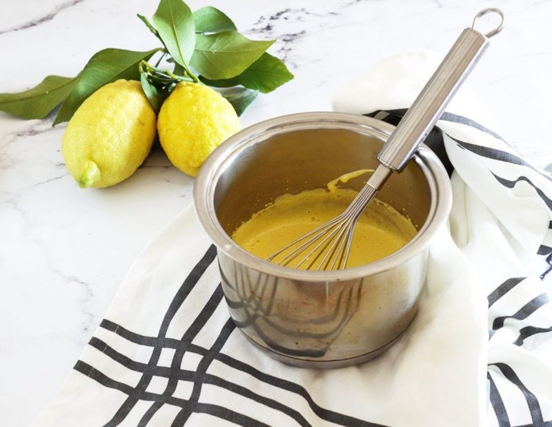 tiramisù al limone e cioccolato bianco crema