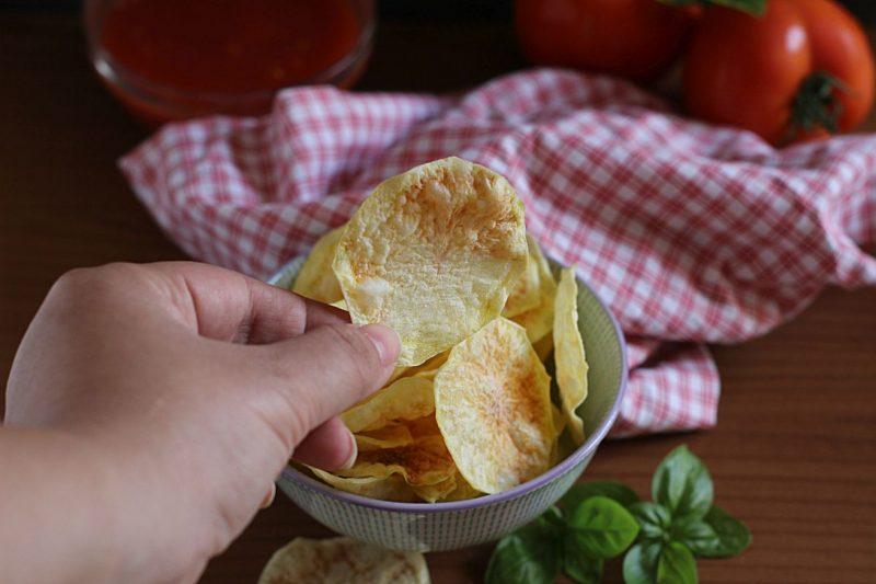 patate light al microonde ricetta