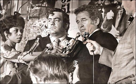 Norman Mailer, descobridos do Branco Negro
