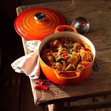 Poulet-Basquaise-20cm-24cm-28cm-Round-signature-casserole