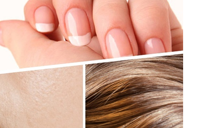 cheveux ongles