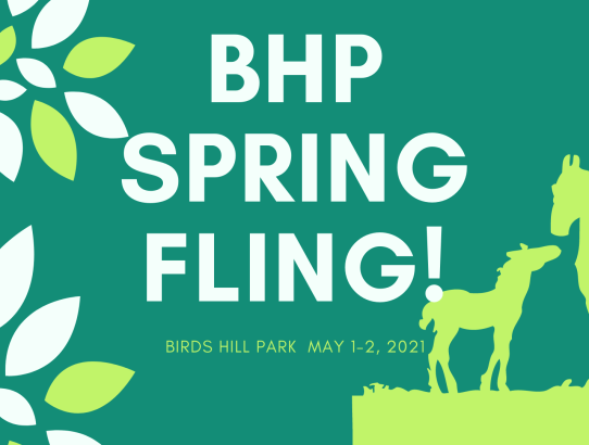 DRM Event: 2021 BHP Spring Fling