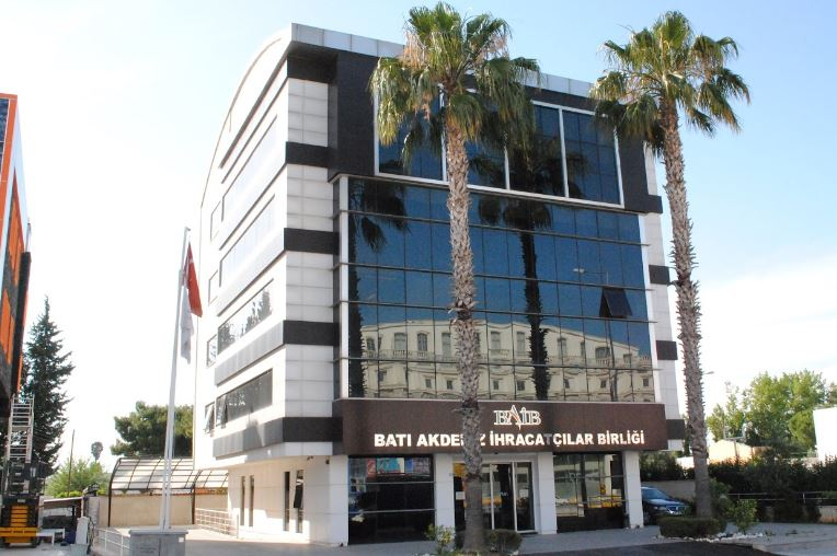 Batı Akdeniz İhracatçılar Birliği Binası