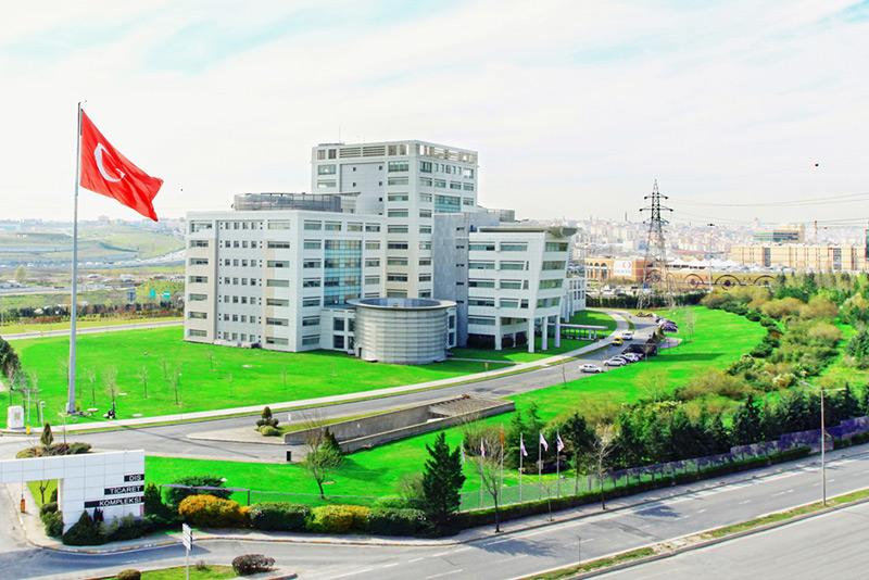 T.C. Ticaret Bakanlığı İstanbul İhracatçı Birlikleri Genel Sekreterliği - Binası