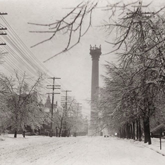 The St. Louis Water Towers